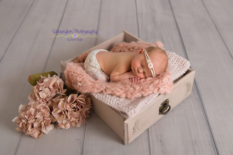 Ivy's Newborn session