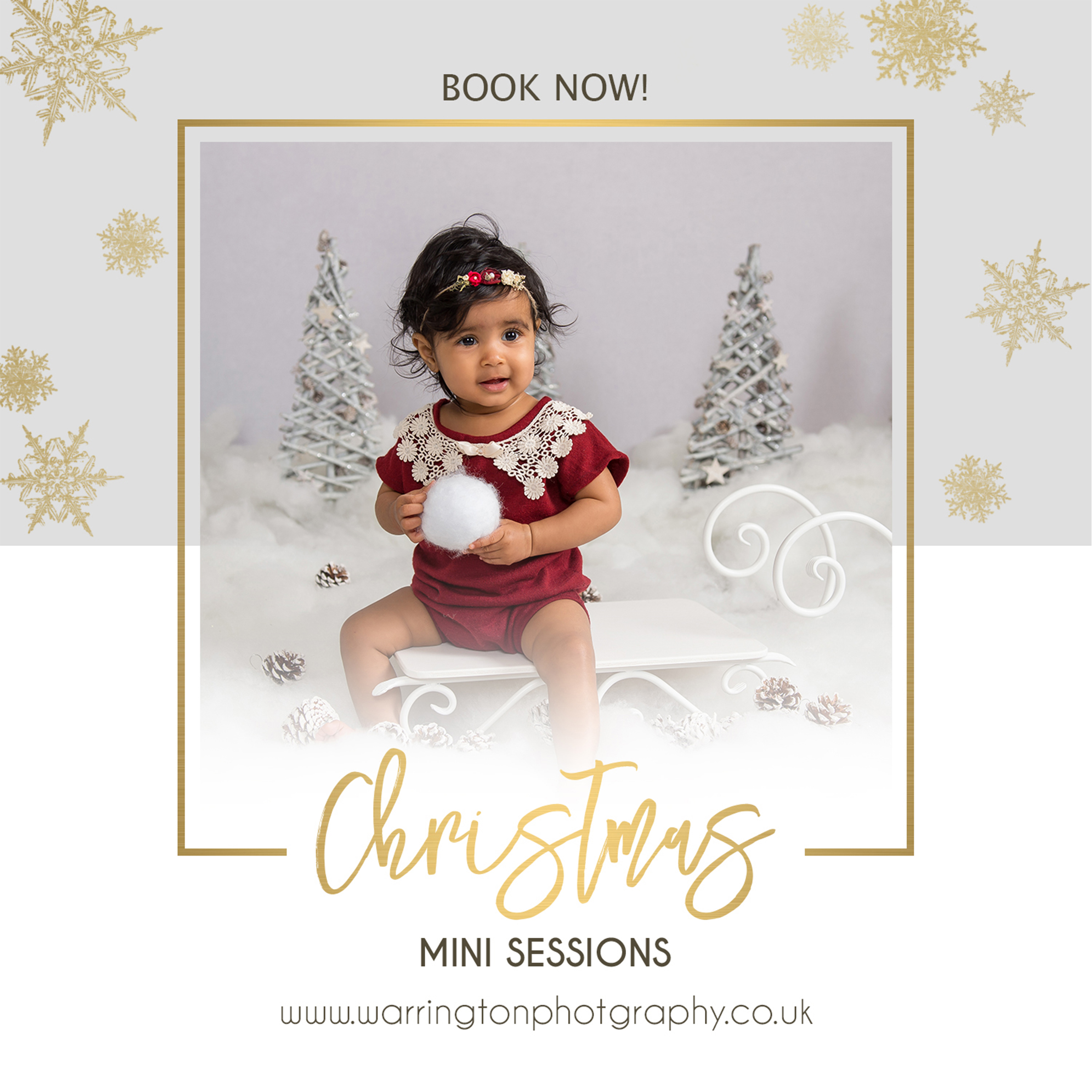 Christmas Mini Session 2019 Deposit